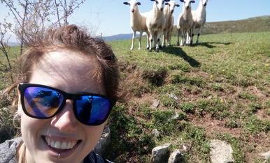 Selfie a la Vall Fosca.
