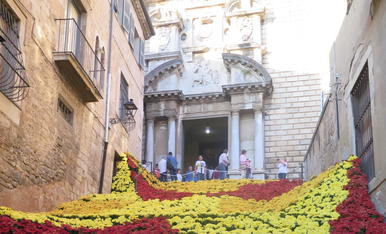 Girona Temps de flors.