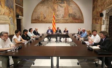 © Aval al referèndum unilateral