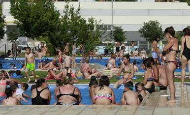 © Alcarràs lidera la calor a Catalunya amb 38 graus