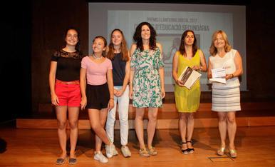 Entrega dels Premis Llanterna Digital 2017