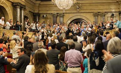 © Catalunya anul·la els judicis franquistes