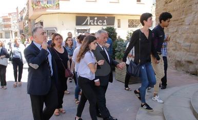 Emotiu adéu a Antoni Palau