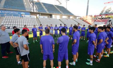 Arranca el Lleida Esportiu 2017-18