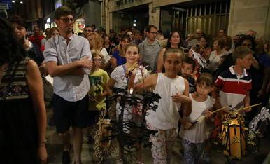 © Els fanalets il·luminen Lleida
