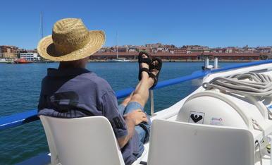 sortida en barca