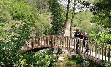 4a etapa, Pontevedra - Caldas de Rei ✔   #caminodesantiago #caminoportugues