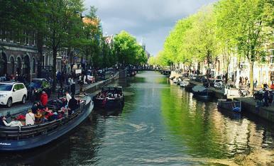 Els canals de Amsterdam