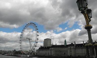Londres un dia tipico