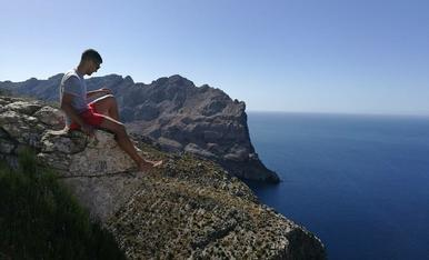 Where's the limit? Una mica d'adrenalina sempre va bé!!! #primerasetmana✔ #staciapsicologia #alcudia