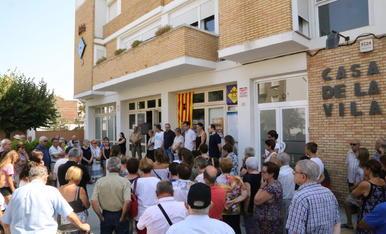 Concentracions als municipis lleidatans