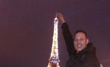 Passeig per la Torre Eiffel
