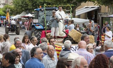 © La Segarra, fidel a Sant Ramon