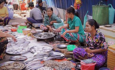 Els mercats i la gent de Myanmar són la raó per la que aquest païs es deixa estimar tant
