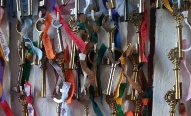 Qui m'obre la porta? Les claus dels desitjos a Coimbra