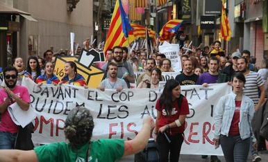 Empaperen la Paeria de Lleida