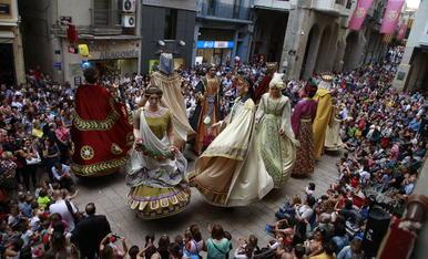 © Accidentat pregó de les Festes de la Tardor