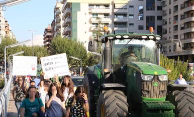 Mobilització sense precedents en pobles i ciutats