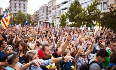 Manifestació del 3 d'octubre
