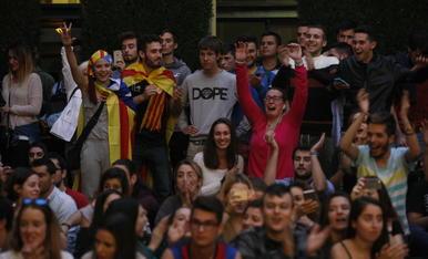 © Lleida, pendent del Parlament