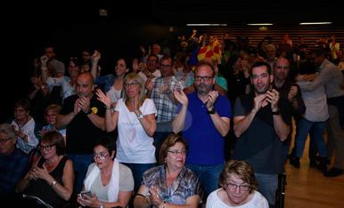 Lleida, pendent del Parlament