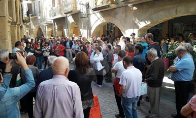 Concentracions per la llibertat de Sànchez i Cuixart
