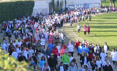 © Lleida, en marxa contra el càncer