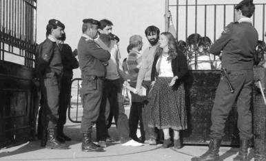 ETA amenaça Lleida pels judicis del 'cas Berga'