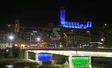 © Lleida, de blau per la diabetis