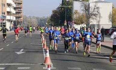 Mitja Marató de Lleida 2017