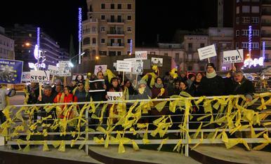 © Els llaços grocs, també a Lleida