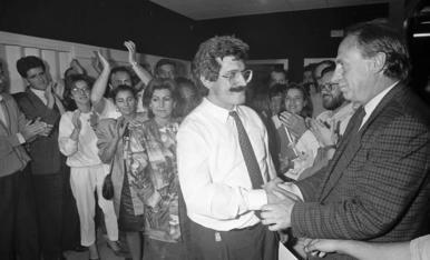 1987: Oronich treu Siurana de la Paeria