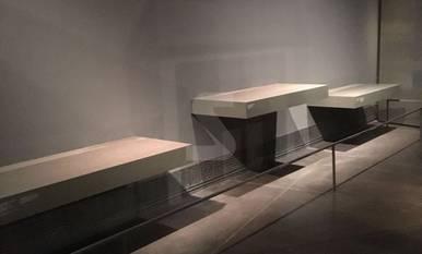 Traslado de las obras de Sigena del Museu de Lleida