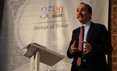 Diàlegs al Roser amb Enrique de las Morenas