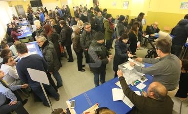 © Rècord de participació a Lleida