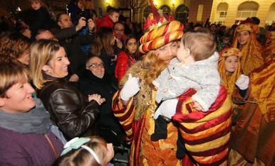 Cavalcada de Reis a Lleida