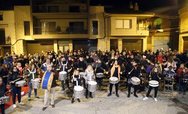 © Tambors de festa major a Torrelameu