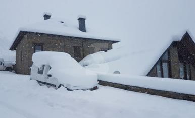 Temporal de neu del febrer del 2018