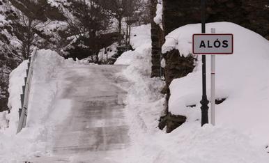 © Paisatge després de la nevada