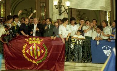 1993: El Lleida toca el cel de la Primera divisió
