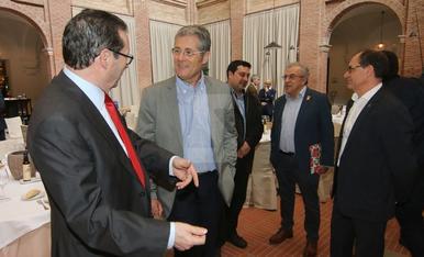 'Diàlegs al Roser' amb Enric Fernández