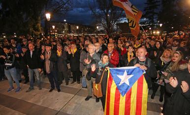 © El sobiranisme torna al carrer a Lleida