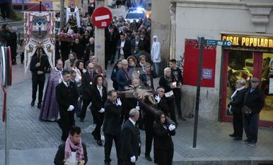 © Lleida ja viu la Setmana Santa