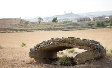Vestigis de la Guerra Civil a la ciutat Lleida