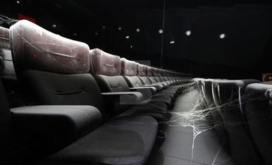 Saquejos i destrosses als cines Lauren