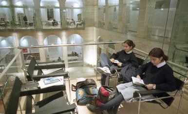 1998: Lleida estrena la nova biblioteca
