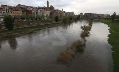 El riu Segre multiplica el cabal