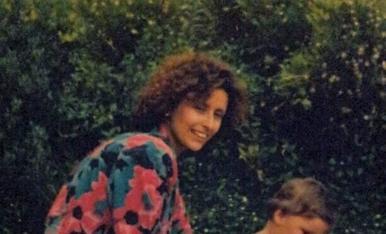 Recordant vells temps amb la meva mare Mª José, gaudint d'un descans a l'aire lliure.