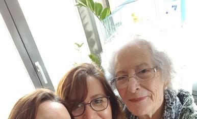 Les tres generacions retrobades❤