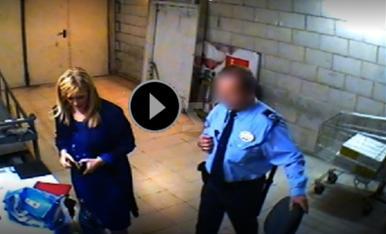 © Cifuentes dimiteix per un vídeo d'un furt en un súper